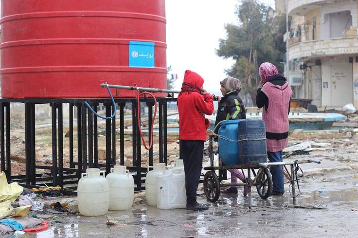 Water returns to #Aleppo after 2 months  ➡ http://www.9and10news.com/story/34850415/the-latest-water-returns-to-aleppo-after-2-months  #Related:  Water reaches #pumping #station in #Syrian city of #Aleppo: state TV  ➡ http://www.reuters.com/article/us-mideast-crisis-aleppo-idUSKBN16L20D  Syria war: #IS '#loses #key' #Aleppo #water #station to #army #forces  ➡ http://www.bbc.com/news/world-middle-east-39199023