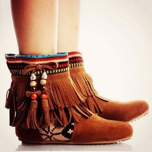 45 best images about Moccasins on Pinterest | Color black, Suede ...