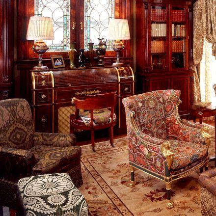 ann getty, interior design
