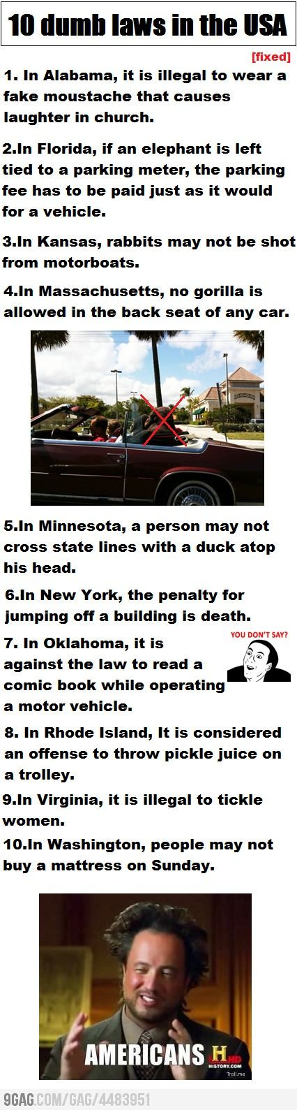 I wonder how many times people did these before they made these laws.