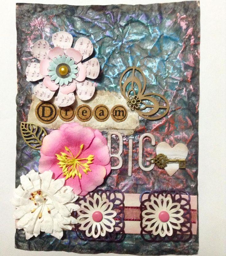 My Inspiration Journal - Dream BIG