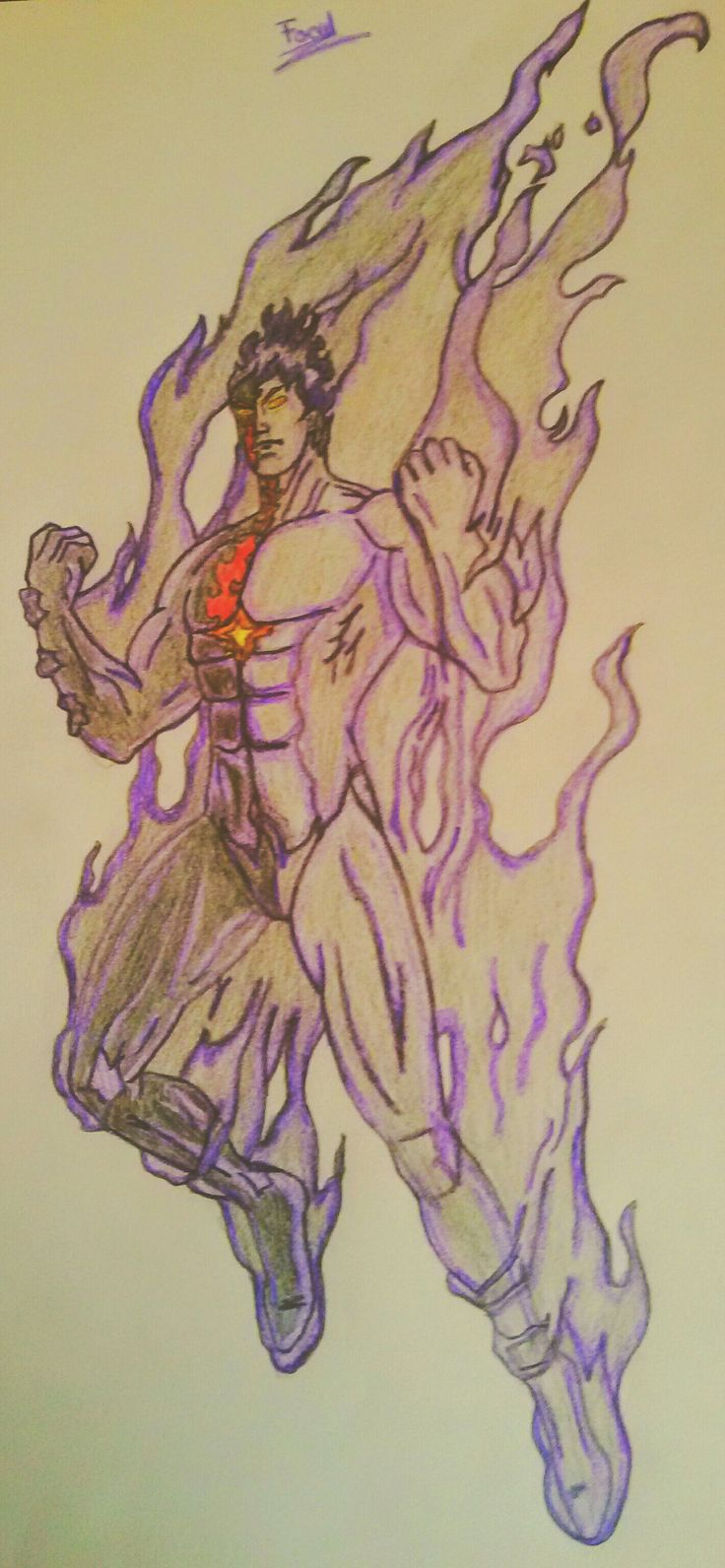 The Netherial Fire Elemental