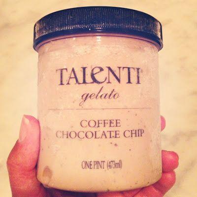 Talenti Gelato...yummy