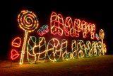 Winter Festival of Lights at Watkins Regional Park