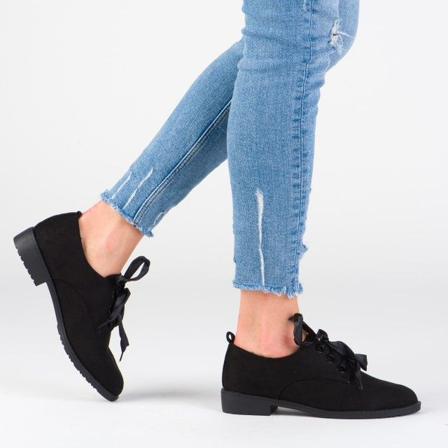 Poze Pantofi casual cod L2653 Black