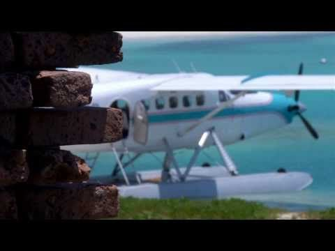Vist the Dry Tortugas with Key West Seaplane Adventures...by far the best way to get there!