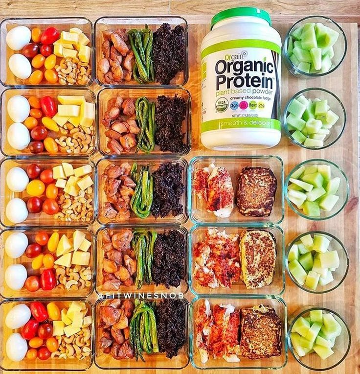 510 best images about meal prep on pinterest