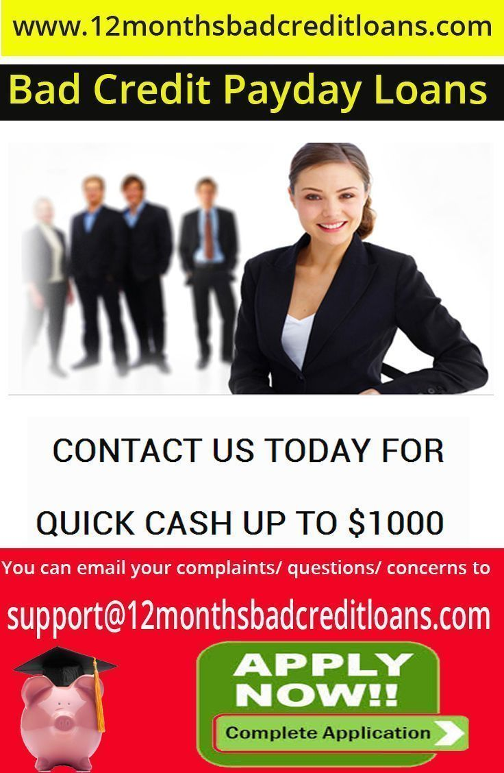 Bad Credit Payday Loans Guaranteed Approval From Direct Payday Lenders No Third Bad Credit Payday Loans Payday Lenders Payday