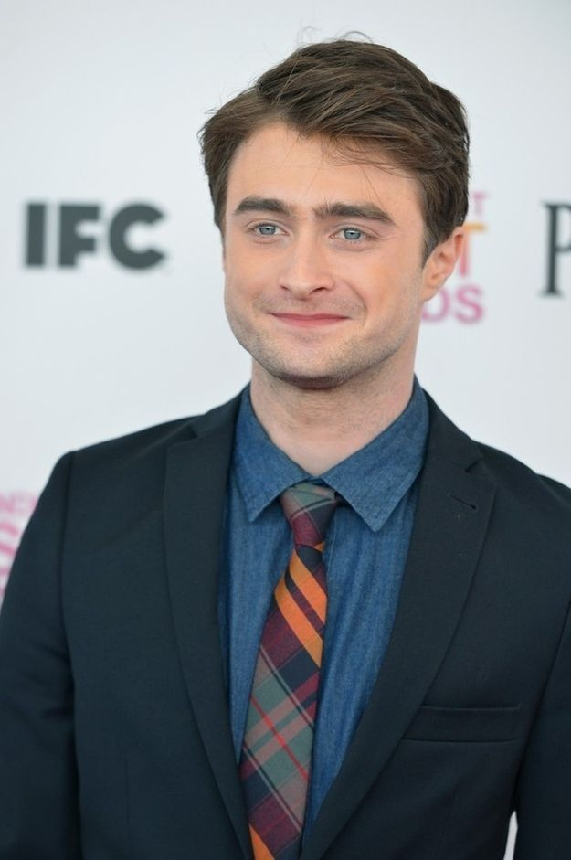 Daniel Radcliffe | The Official Ranking Of The 51 Hottest Jewish Men In Hollywood