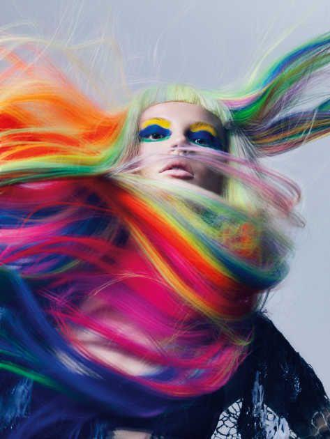Vogue Japan beauty/Eugene Soulimane