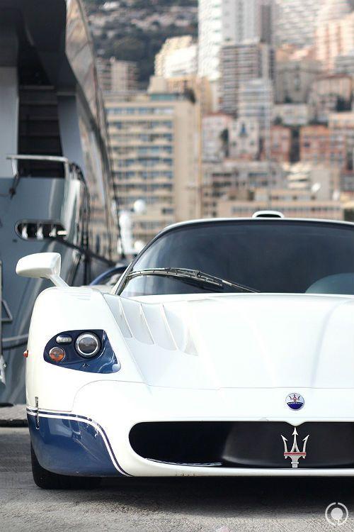 Maserati Mc12 I love You!