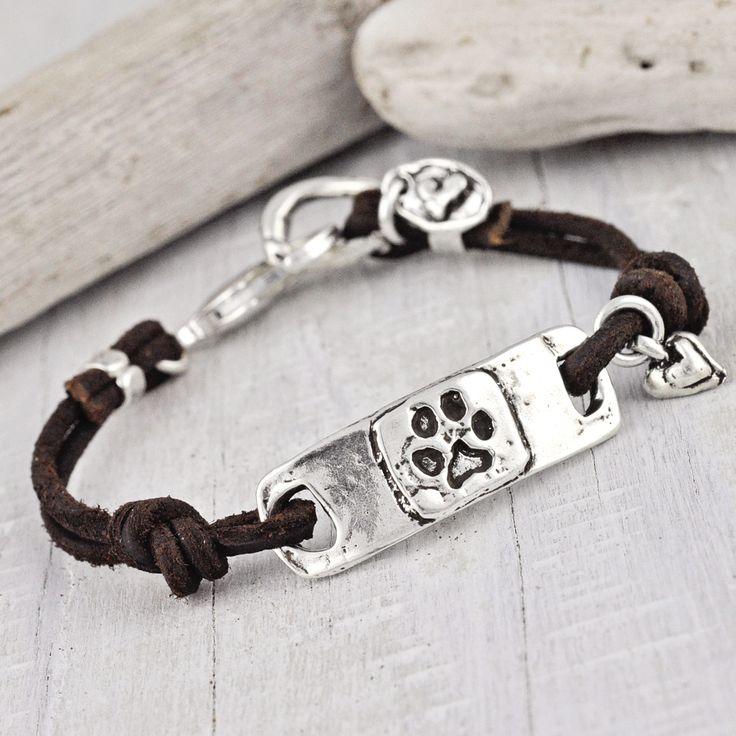 I Love My Dawg Bracelet from Island Cowgirl Jewelry