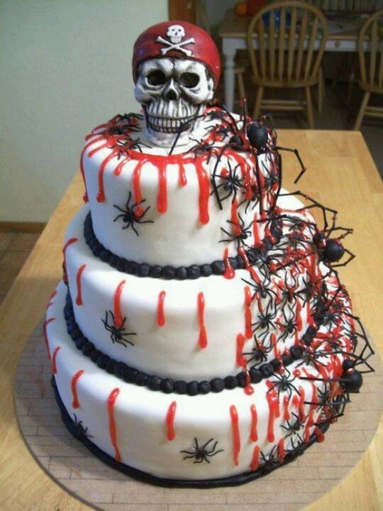 Amazing Wedding Cakes Skull Cake