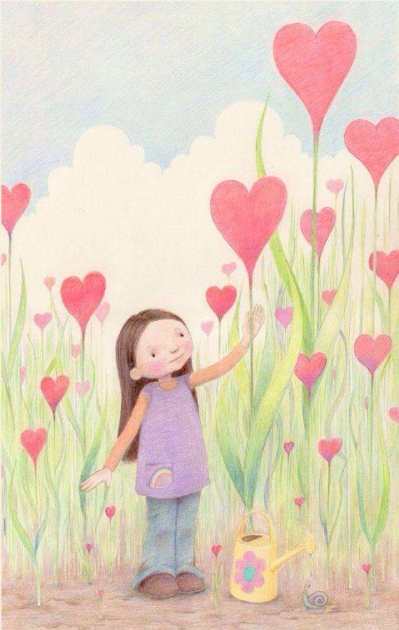 Kathy Hare — внештатный художник-иллюстратор из Harlow, Англия. Закончила Кембриджскую школу искусств со степенью BA в области иллюстрации. Свои трогательные светлые рисунки Кэти создают главным образом пастелью и цветными карандашами. &he…