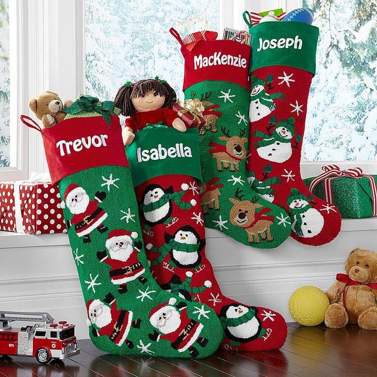 23 best Extra Large Christmas Stockings images on Pinterest ...