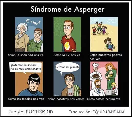 18 de febrero dia internacional del Sindrome de Asperger. www.asistenciainmobiliaria.com.ve
