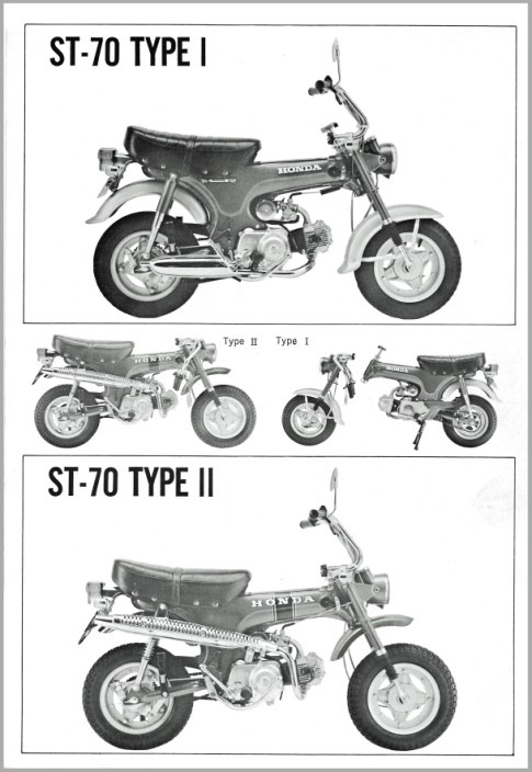 82 best honda vintage posters dax  u0026 monkey images on pinterest