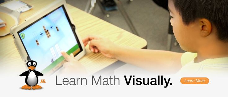 Learn Math Visually! Spatial Temporal Math: Visual Interactive Mathematics Curriculum