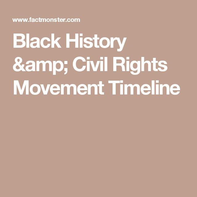 a study on the african american civil rights movement The march was a high point in the us black civil-rights movement civil rights  are the freedoms and rights that a person has as a member of a community, state, .