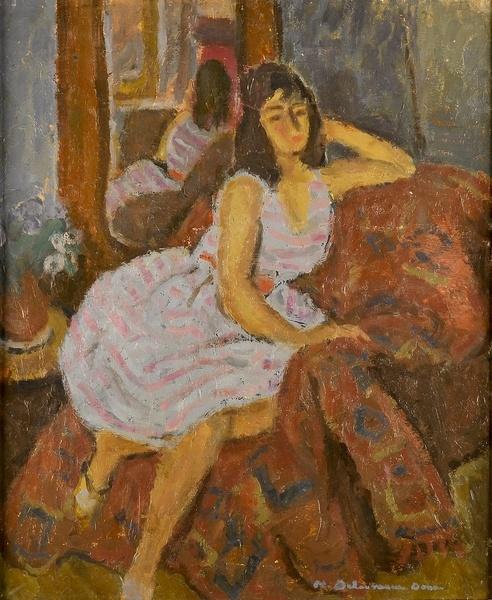 Niculina Dona Delavrancea - Balerină