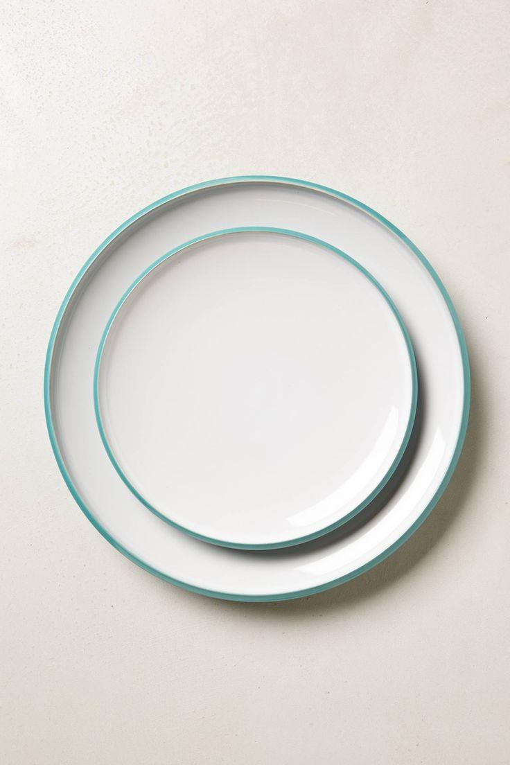 best  modern dinnerware ideas on pinterest  pink crockery set  - kobenstyle dinner plate  anthropologiecom