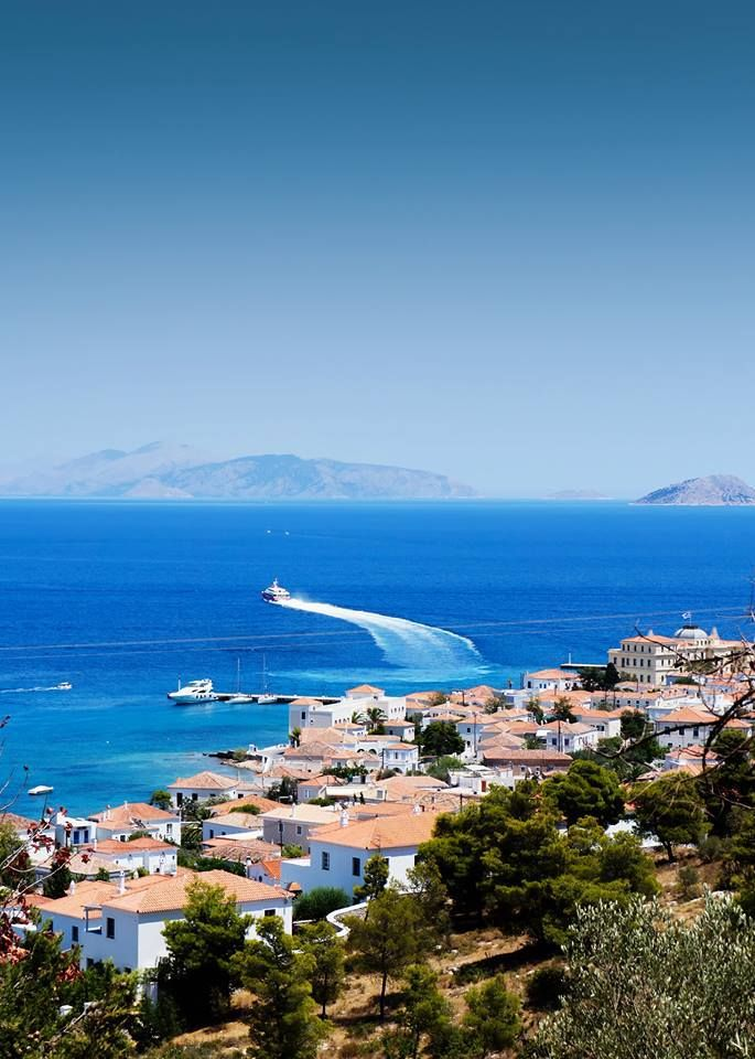 VISIT GREECE| Spetses, Greece. For luxury hotels in Spetses visit http://www.mediteranique.com/hotels-greece/spetses/