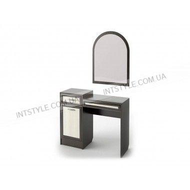 Туалетный столик БС-6 МАТЕРИАЛ ЛДСП ДЛИНА 1000 мм ШИРИНА 400 мм ВЫСОТА 800 мм
