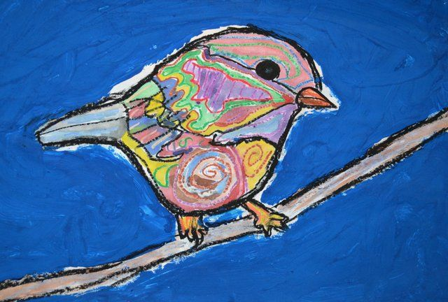 Audubon's Birds - really cool art lesson for kids with stunning bird pictures