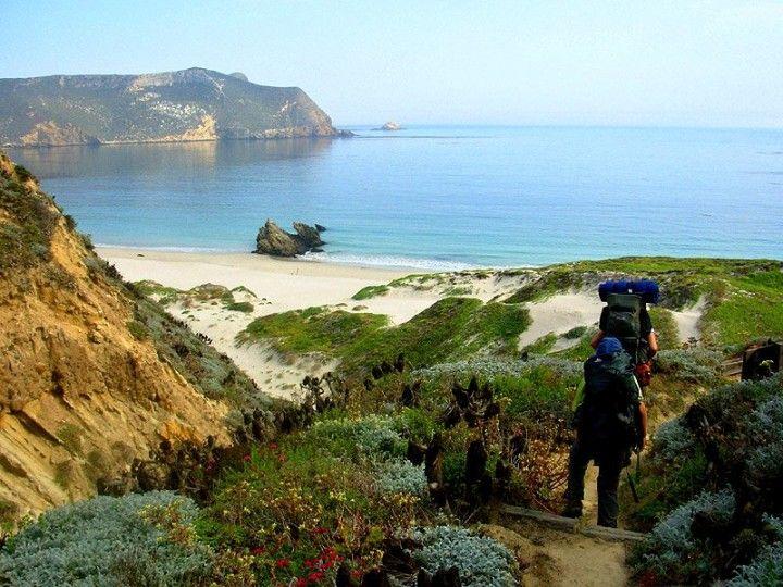 ostrov San Miguel, Channel Islands National Park, Národné parky v USA