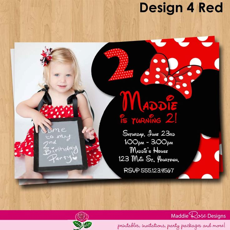 247 best Mickey & Minnie Mouse Party images on Pinterest | Events ...