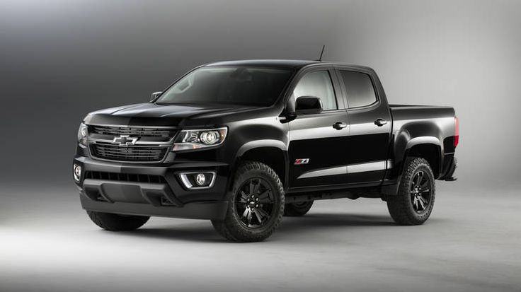 Chevy Colorado Midnight Special Edition for Chicago
