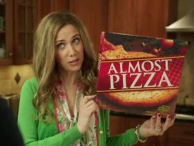 Clip of the Day: SNL's Take on Processed Food—Almost Pizza: Easy Bein, Ain T Easy, Funniest Clip, Snl, Funny Stuff, Pizza Funny, True Clips, Frozen, Food Almost Pizza