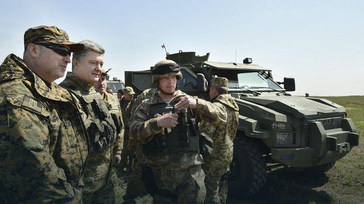 Turczynow: Ukraina gotowa gościć system obrony przeciwrakietowej #Ukraina #kryzys