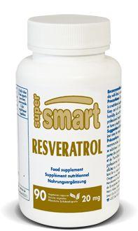 Resveratrol 20 mg - Beaucoup d'études ont démontré que le resveratrol est un antioxydant puissant et qu'il protège la santé humaine par de multiples mécanismes.