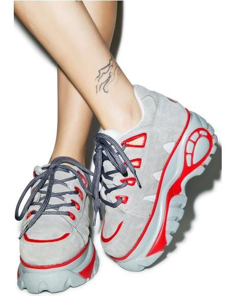 Ya Feel Me Suede Sneaker
