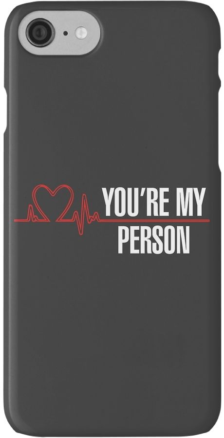 You're My Person by NadineAlexandra