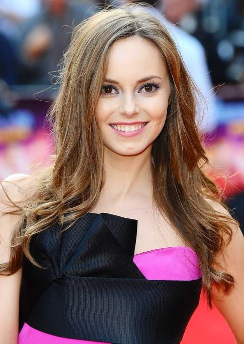 Hannah Tointon Nude Photos 97