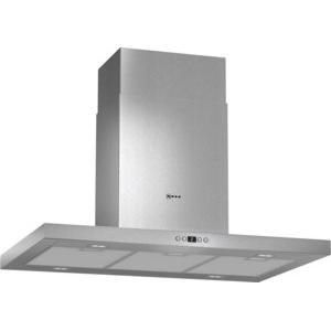£767 Neff I79SH52N0B Low Profile 90cm Island Cooker Hood Stainless Steel