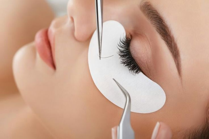 The Dangers of Eyelash Extentions: Medical Experts Have Warned That the  Adhesives  Used  for  Eyelash Extensions can Carry Risk of Infection ,Allergic reaction  and  even cause the Natural  lashes Fall out . Many of The  Adhesives  Used  by Beauty Salons Contain formaldehyde, which some  people are Allergic to.