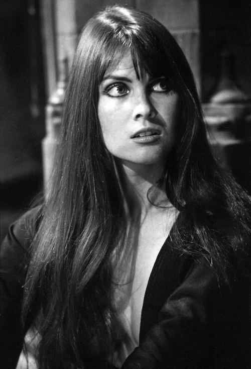 "Caroline Munro as Laura from ""Dracula AD 1972""."