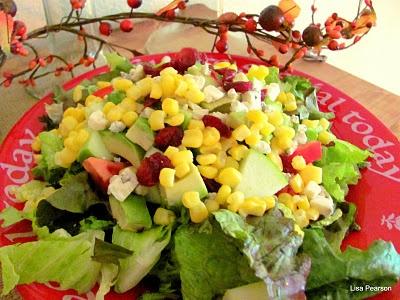Autumn chopped salad: Autumn Chopped Salads, Firehouse Recipes, Autumn Recipes, Favorite Firehouse, Favorite Recipes