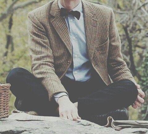 Matt Smith aka the Eleventh Doctor