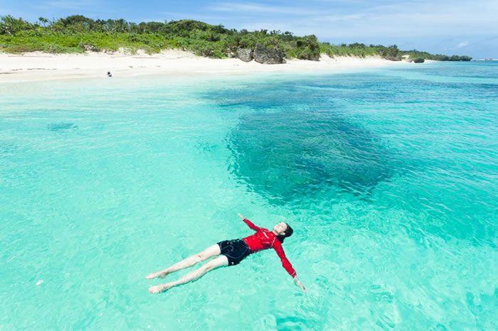 Острова Панари, Окинава, Япония / Panari Island, Okinawa, Japan