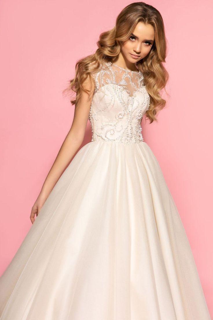 42 best Eva Lendel 2017 Part II images on Pinterest   Bridal dresses ...