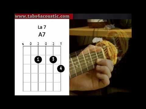 Cours de guitare : apprendre le blues pour les débutants - Partie 2 - YouTube