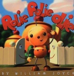 <3 Rollie Pollie Ollie <3 Haha, I remember that 1 episode where their house was flipped so they had to walk on the ceiling :')<3