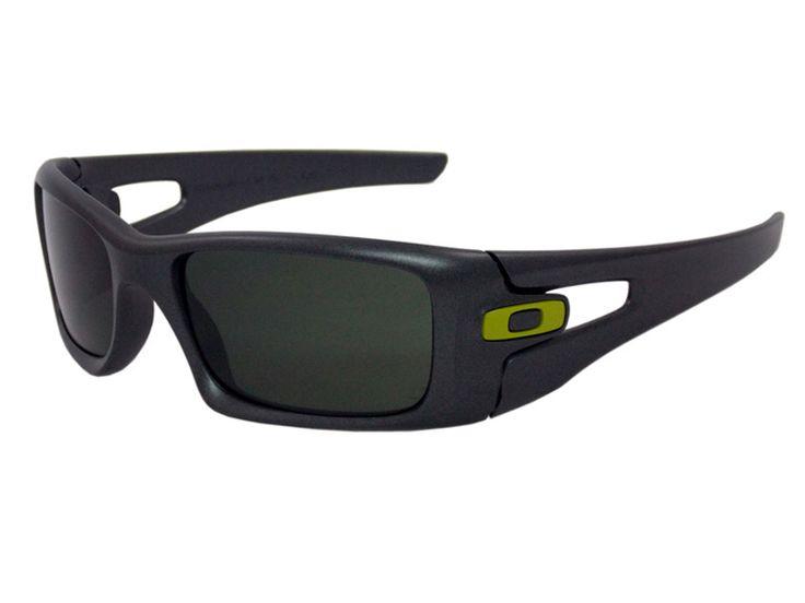 0edade89572 ... Óculos De Sol Oakley Crankcase Steel W  Dark Grey OO9165 14