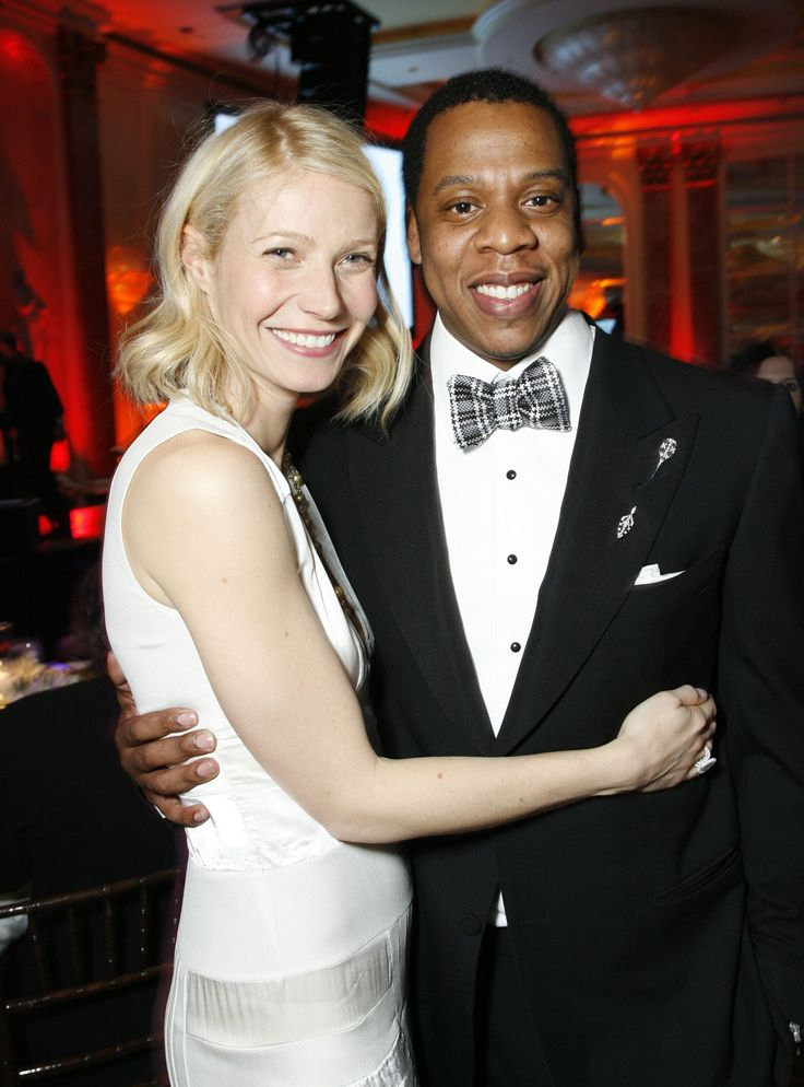 "Gwyneth Paltrow Has A Special Birthday Message For ""Uncle"" Jay Z+#refinery29"