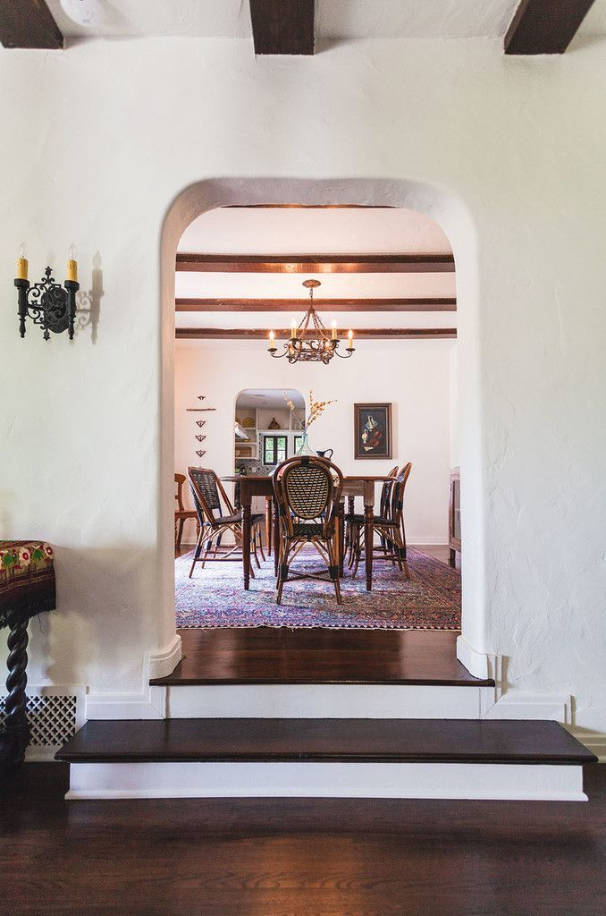 In Los Angeles Modernization Takes On New Meaning With A Design Firm Dedicated Spanish Style Homes Spanish Style Bathrooms Spanish Style