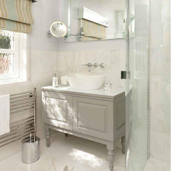 ... and raised sink Home Pinterest Bath vanities, Sinks and Vanities